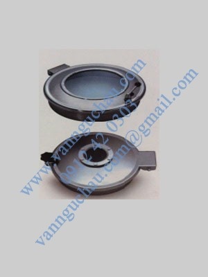 Round Manway With Sight Glass