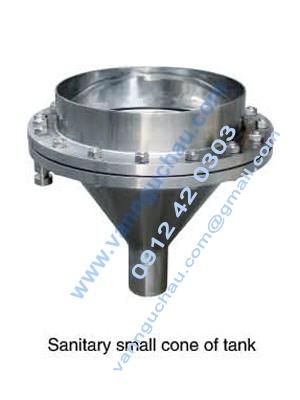 Cửa đáy tank inox vi sinh